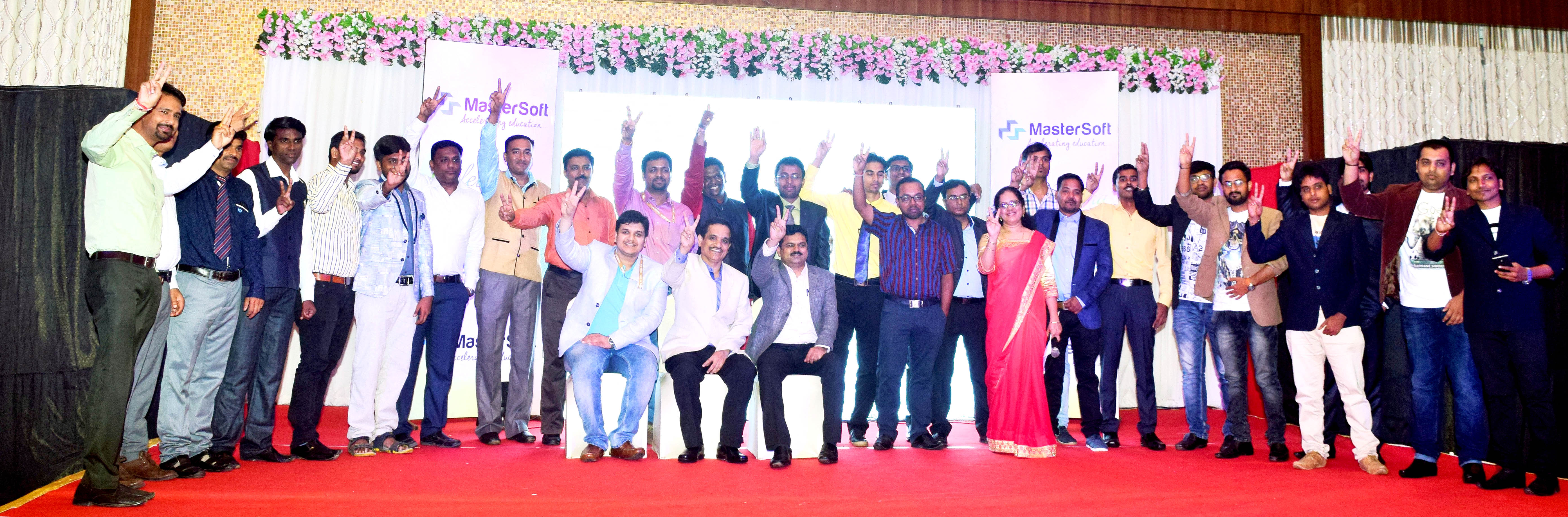 MasterSoft Team at Annual Gathering