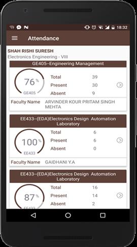 School Management App | College Mobile App | MasterSoft