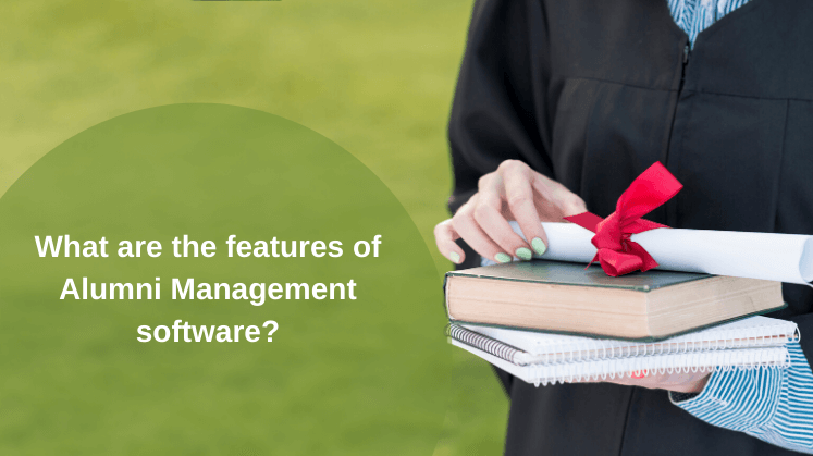 What are the features of Alumni Management software?