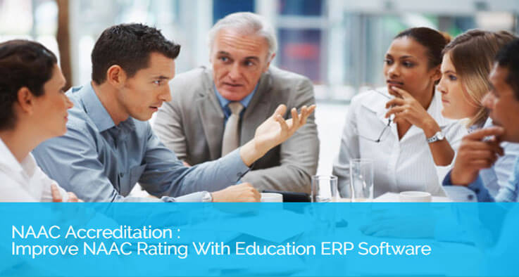 How to improve NAAC Rating with Education ERP Software