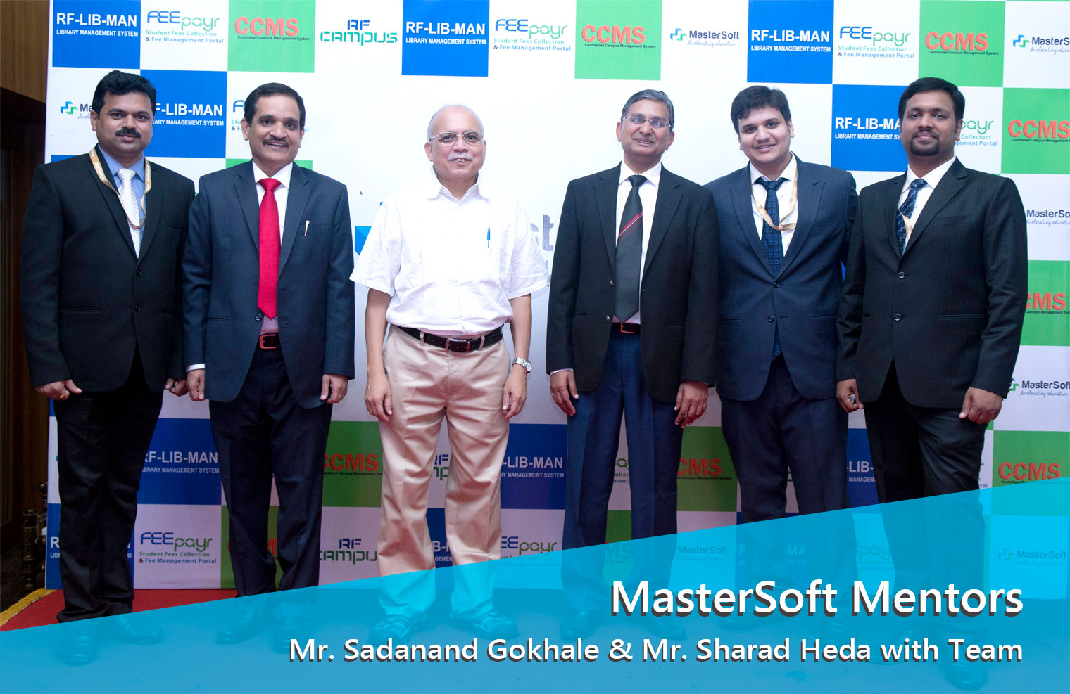 MasterSoft Team With Mentors