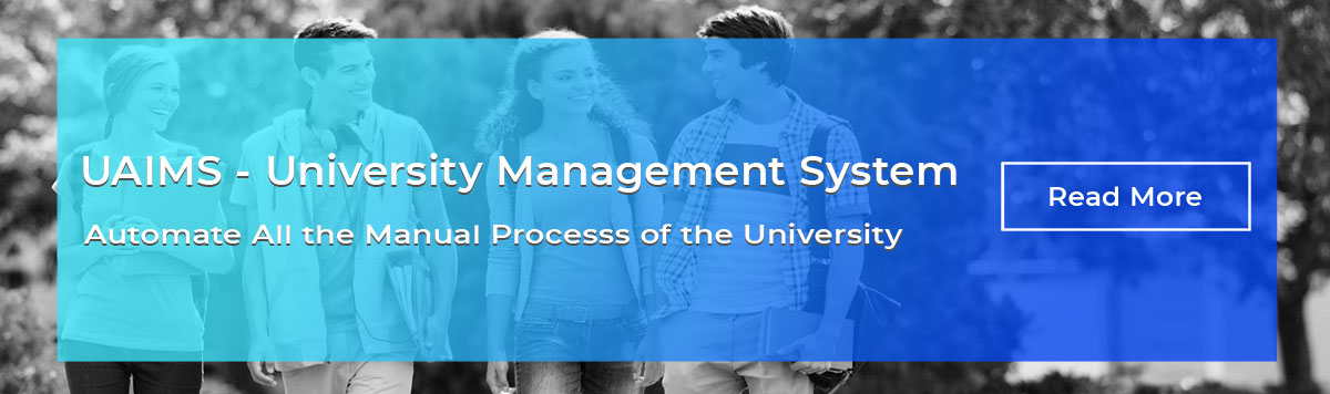 MasterSoft - University management system