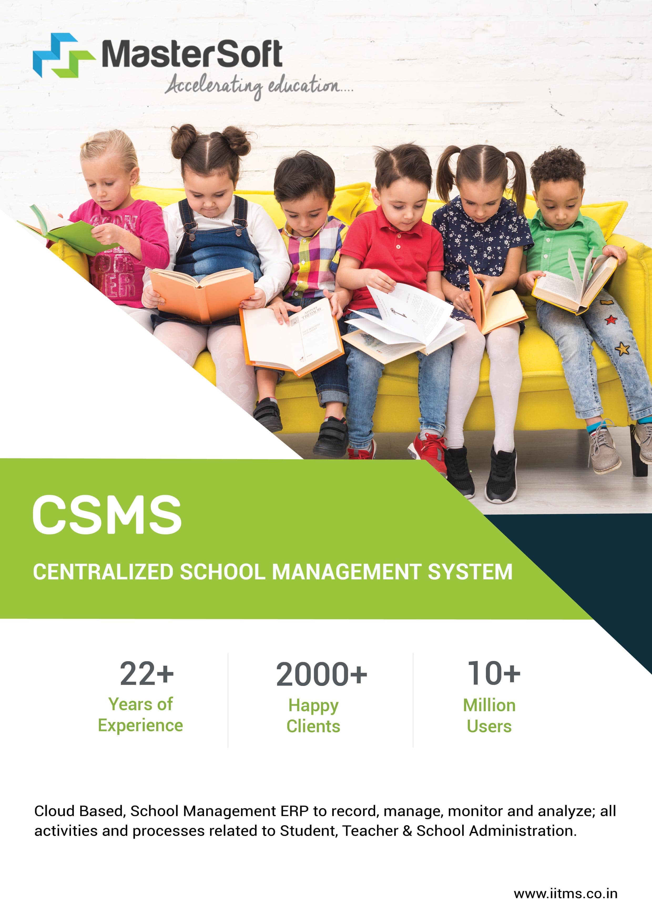 Centralized School Management System